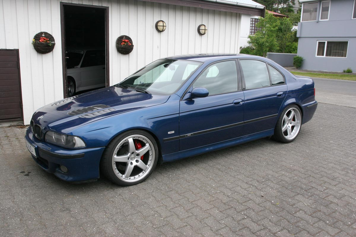 Hamann Pg2 S Refurbed Bmw M5 Forum And M6 Forums
